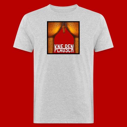 Kneipenplausch Cover Edition - Männer Bio-T-Shirt