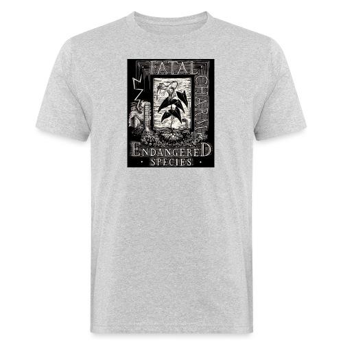 fatal charm - endangered species - Men's Organic T-Shirt