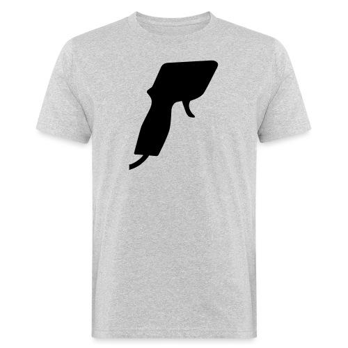 Slotracing Pistolenregler - Männer Bio-T-Shirt