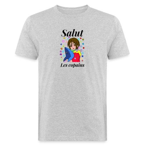 Salut les copains - T-shirt bio Homme