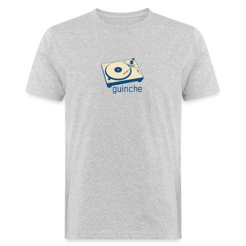 Guinche blue XL - AW20/21 - T-shirt bio Homme