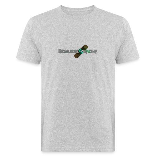 Resiliencempathy green - T-shirt ecologica da uomo