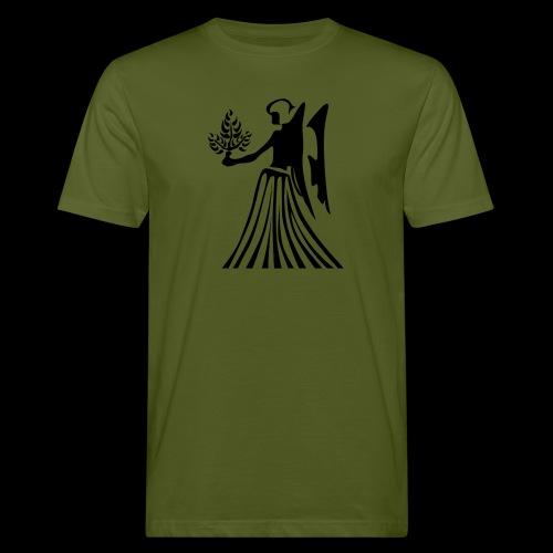STERNZEICHEN JUNGFRAU - Männer Bio-T-Shirt