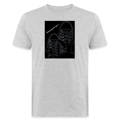 Long way to go - Men's Organic T-Shirt