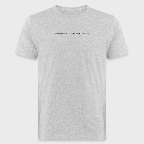 Papa – Papa Kollektion - Männer Bio-T-Shirt