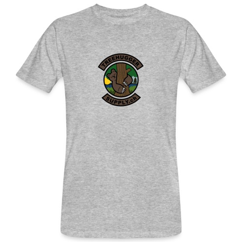 Treehuggersupply Classic - Männer Bio-T-Shirt