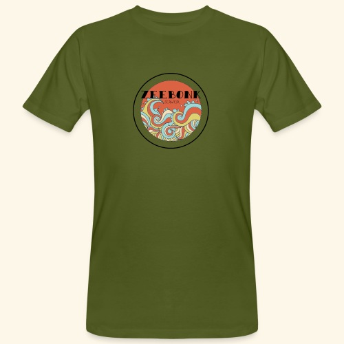 zeebonkwaves - Mannen Bio-T-shirt