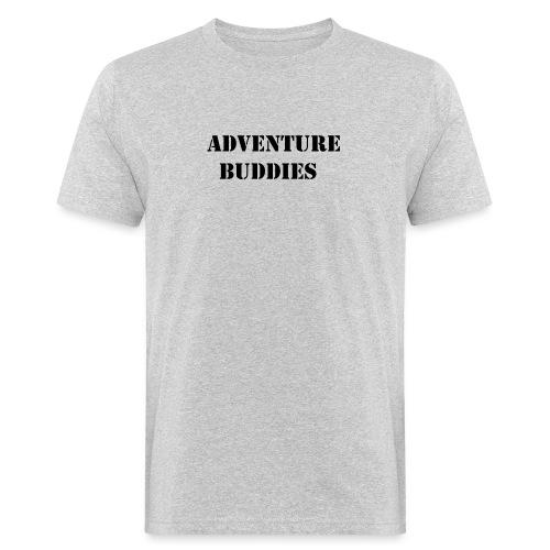 buddies - Mannen Bio-T-shirt