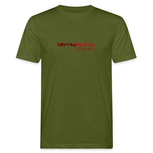 Controllo strumentale - T-shirt ecologica da uomo