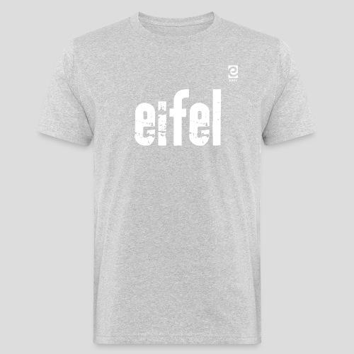 eifel - Vintage - weiß - Männer Bio-T-Shirt