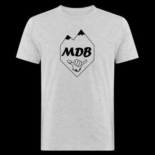 Madabe Logo Shirt - Männer Bio-T-Shirt
