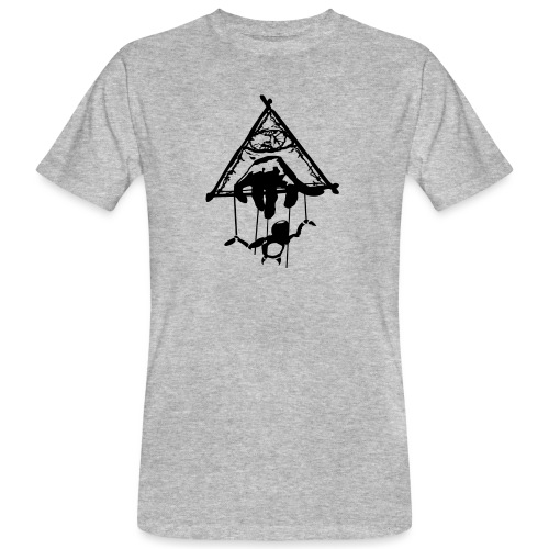 Killuminati Symbol - Männer Bio-T-Shirt