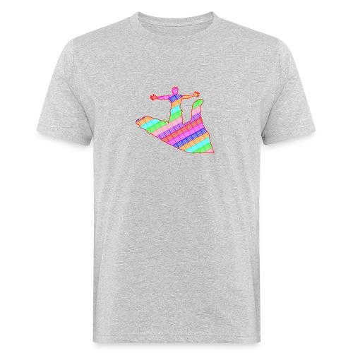 main - T-shirt bio Homme