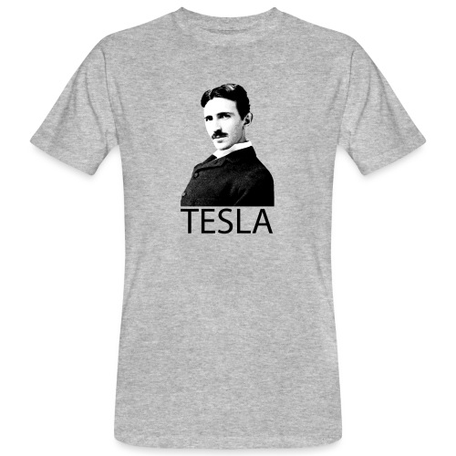 Tesla - T-shirt bio Homme