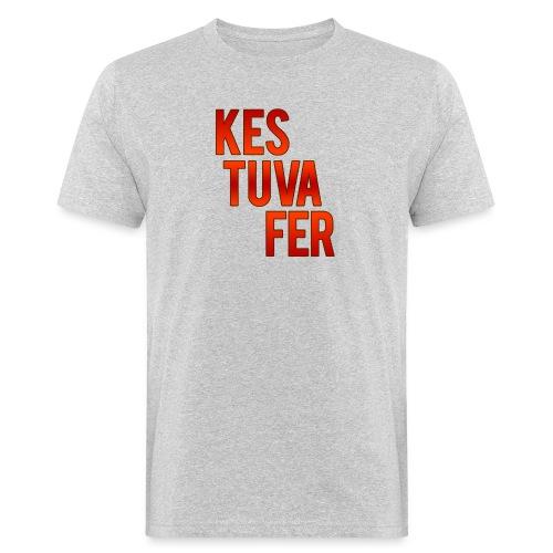 Kestuvafer - T-shirt bio Homme