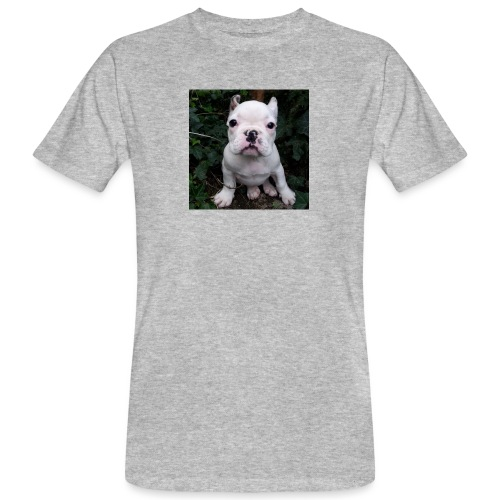 Billy Puppy 2 - Mannen Bio-T-shirt