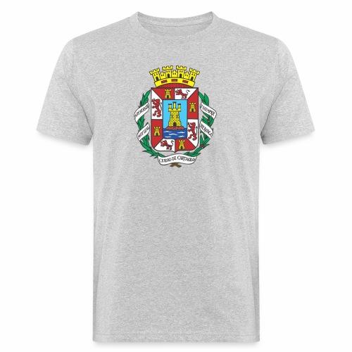 Escudo Cartagena - Camiseta ecológica hombre