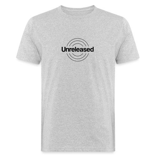 unreleased black - T-shirt bio Homme
