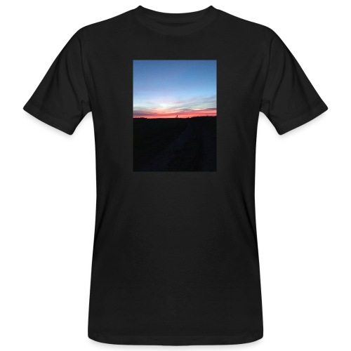 late night cycle - Men's Organic T-Shirt