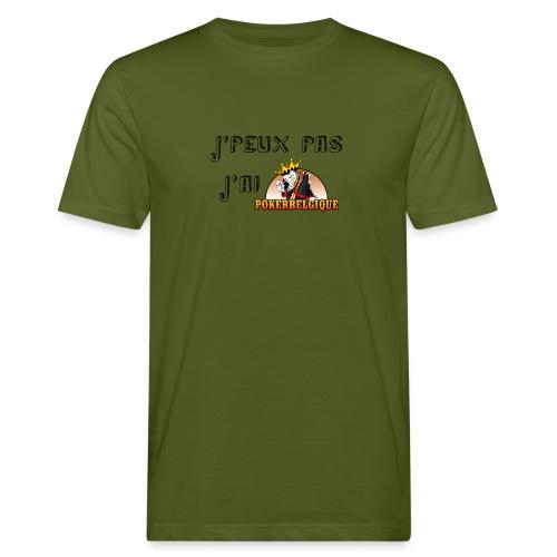 J'peux pas j'ai PB - T-shirt bio Homme
