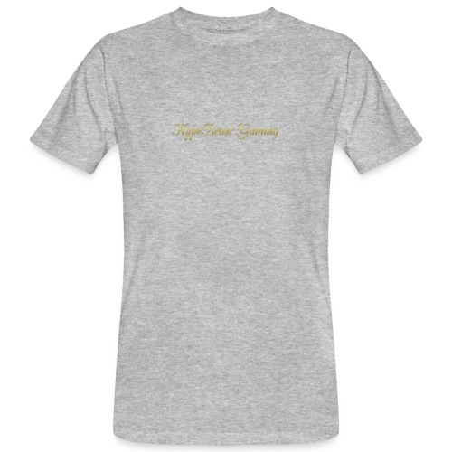 HBG Cool Handwriting - Men's Organic T-Shirt