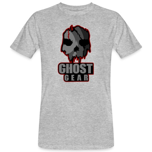 Ghost Gear Skull - Men's Organic T-Shirt
