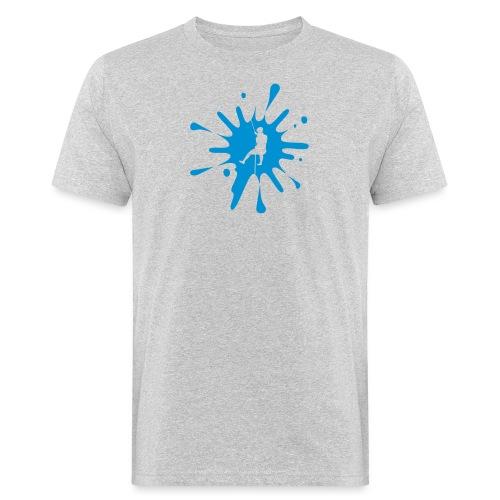 cs Canyoning Splash - Männer Bio-T-Shirt