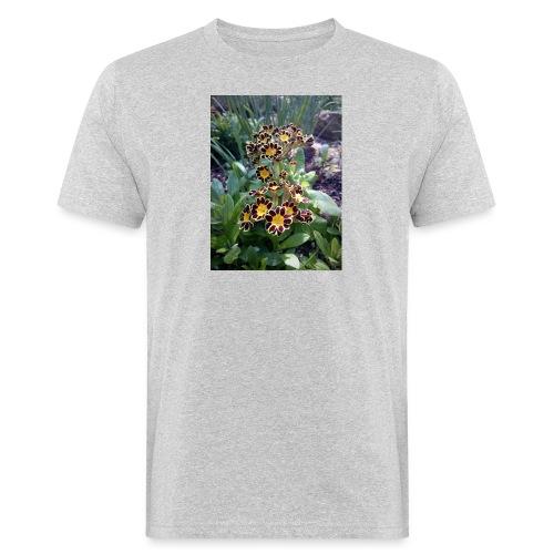 Primel - Männer Bio-T-Shirt