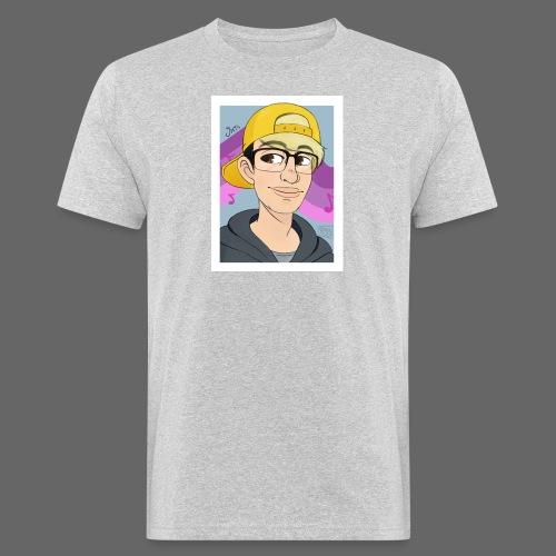 Caricatura JoniM - Camiseta ecológica hombre