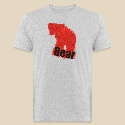 Red Bear - T-shirt bio Homme