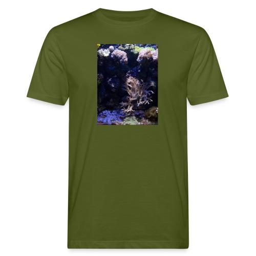 Sea Life - Miesten luonnonmukainen t-paita