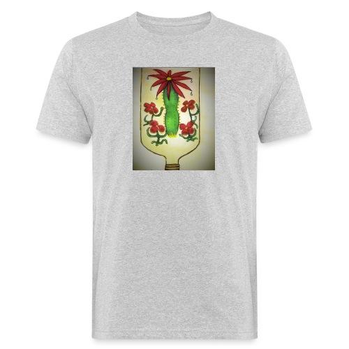 Alcoholism - Miesten luonnonmukainen t-paita