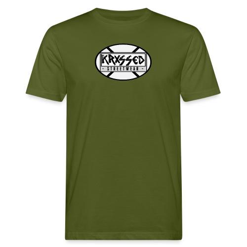 KRXSSED BASIC II - Mannen Bio-T-shirt