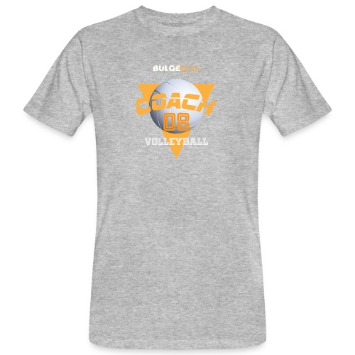 voleibol bulgebull - Camiseta ecológica hombre