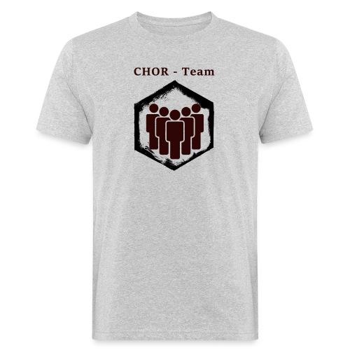 ChorTeam - Männer Bio-T-Shirt