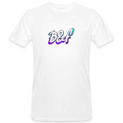 Purple and Blue Fade - Men's Organic T-Shirt