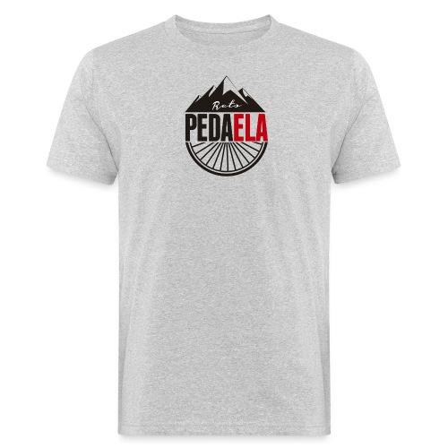 PEDAELA - Camiseta ecológica hombre