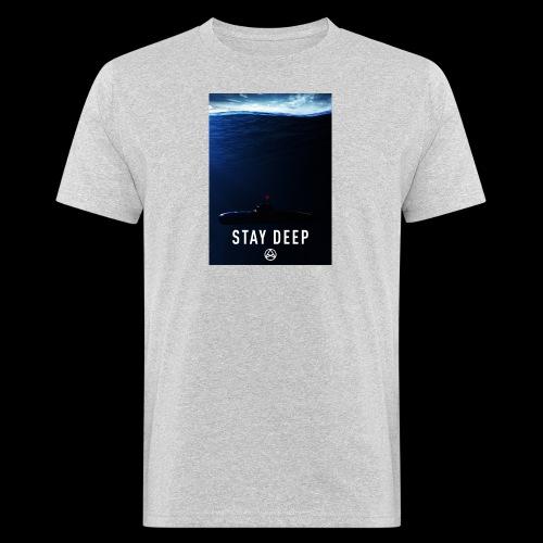 Stay Deep T-shirt - T-shirt ecologica da uomo