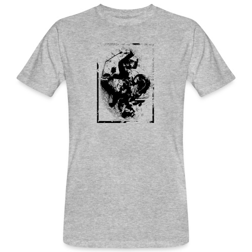 abstract4a - Men's Organic T-Shirt