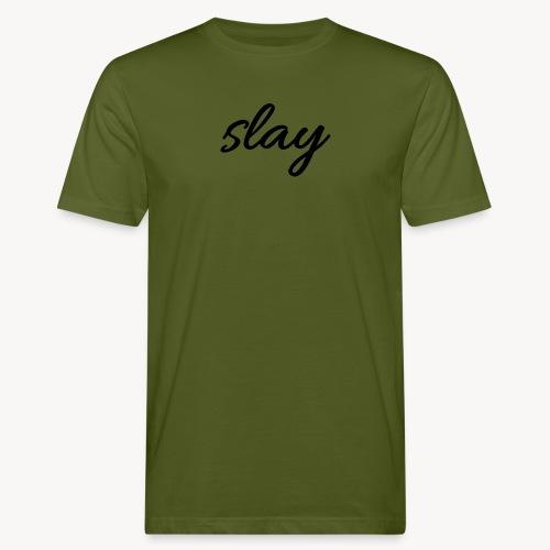 SLAY - Miesten luonnonmukainen t-paita