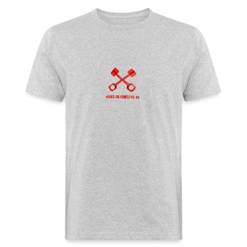 Bäcks bilverkstad - Ekologisk T-shirt herr