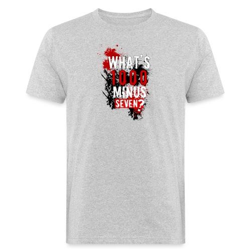 Kaneki VS Jason - T-shirt ecologica da uomo