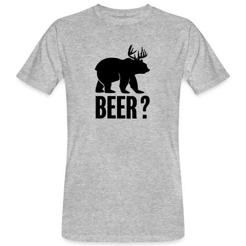 Beer - T-shirt bio Homme