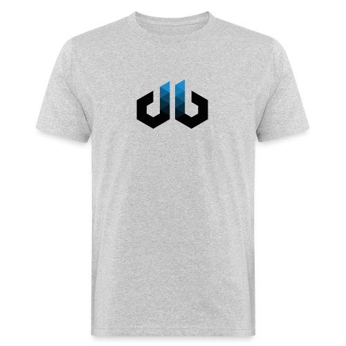 digitalbits Logo - Männer Bio-T-Shirt