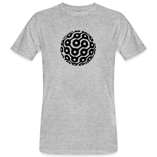 GTMR logo solid - Men's Organic T-Shirt