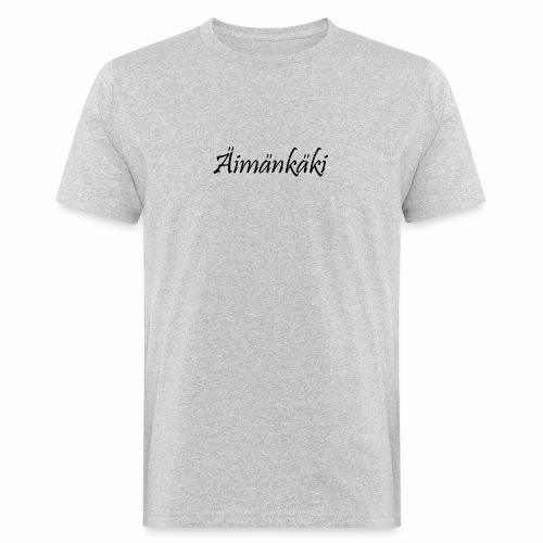 Äimänkäki - Miesten luonnonmukainen t-paita