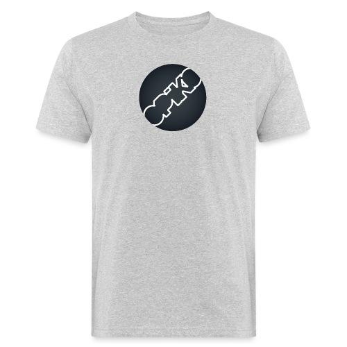 opiko Logo S/W - Männer Bio-T-Shirt