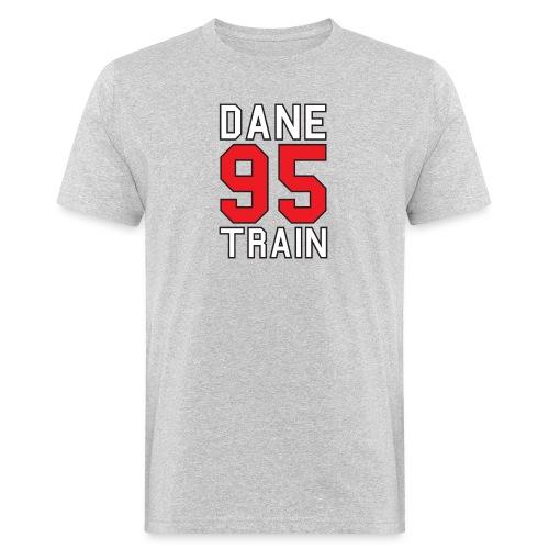 Dane Train #95 - Männer Bio-T-Shirt