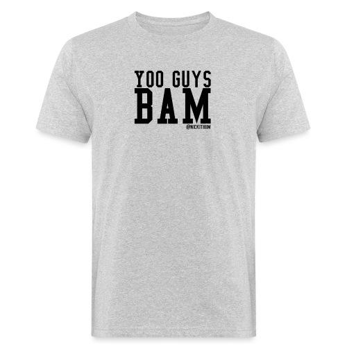 BAM! - Männer Bio-T-Shirt