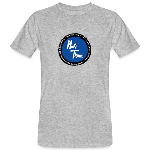 Classic Logo - Männer Bio-T-Shirt